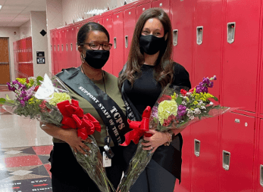 2021 TCPS teacher and support staff of the year